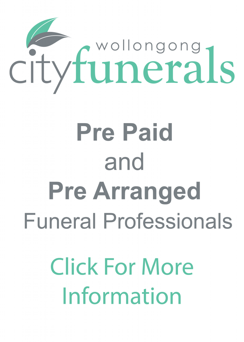 Wollongong City Funerals Pre Paid
